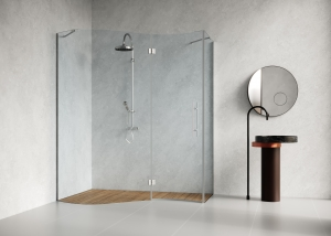 Soluzioni doccia costose su misura