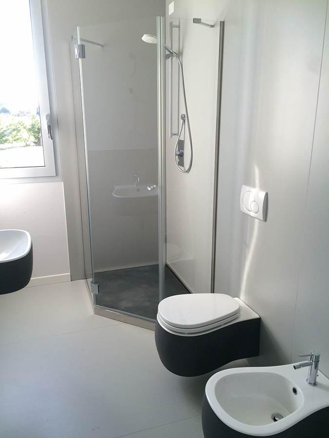 Box doccia Battente Linea Penta 3