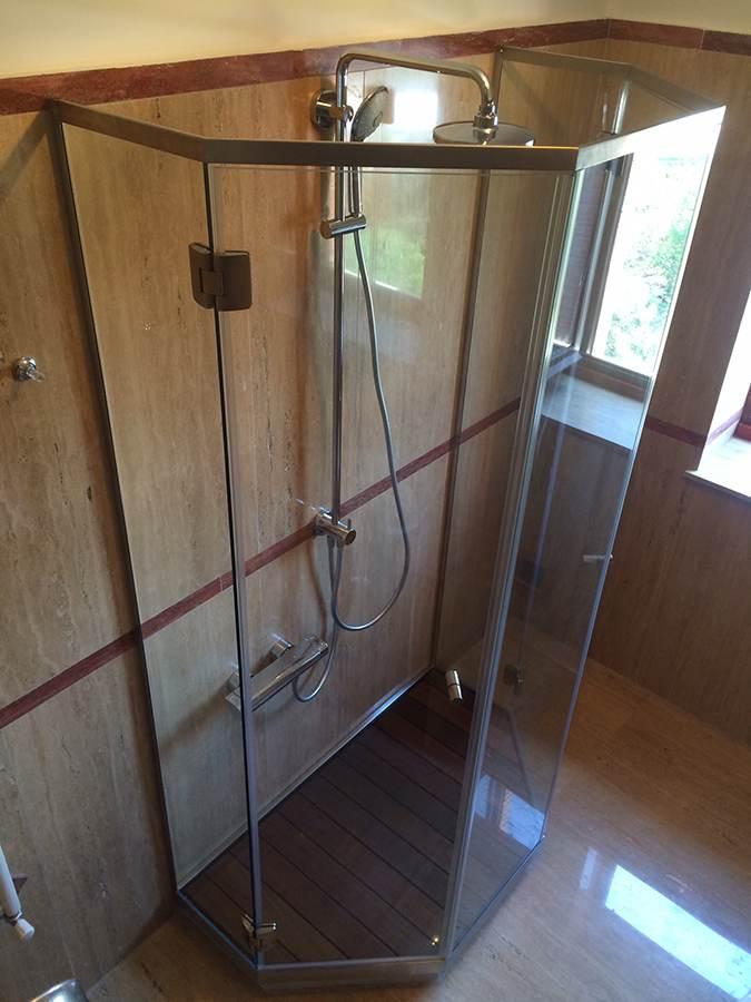 Box doccia Battente Linea Penta 5