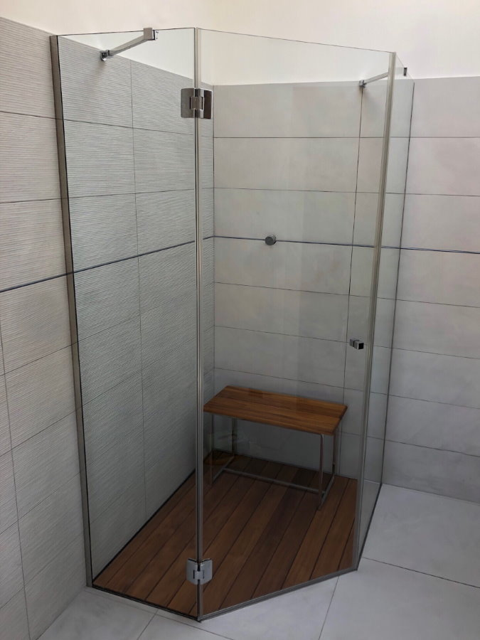 Box doccia Battente Linea Penta 1