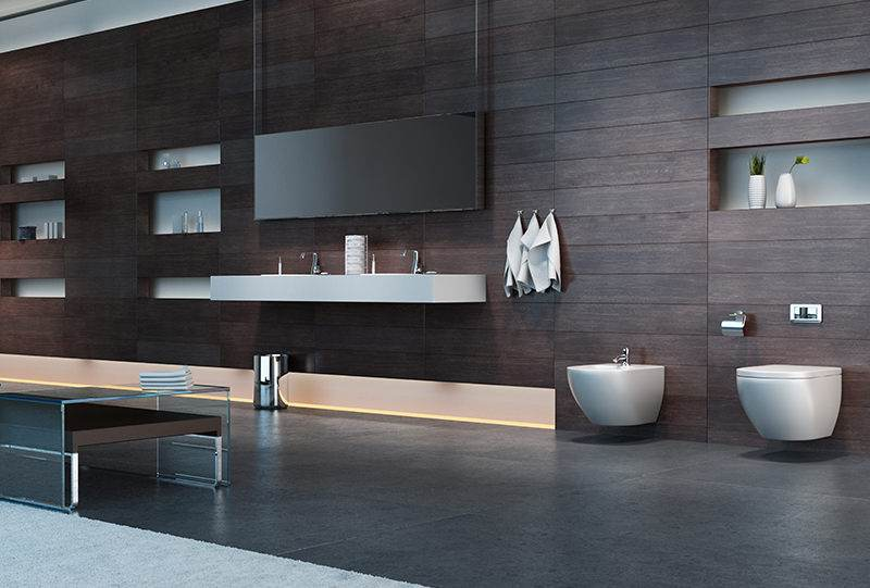 Come progettare il bagno di casa con piatti e box doccia