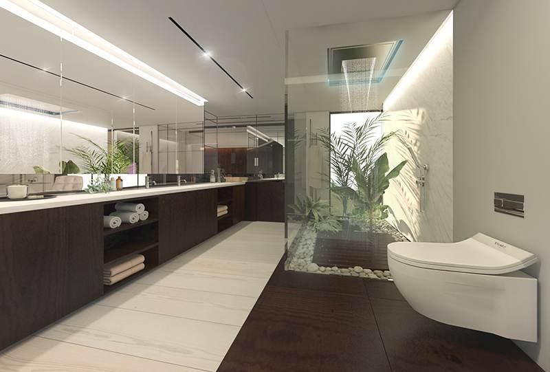Tendenze arredo bagno idee consigli originali per creare casa for Casa moderna bagni