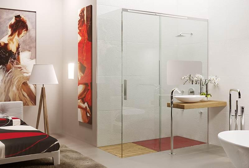Come ricavare un bagno in camera da letto idee dimensioni misure