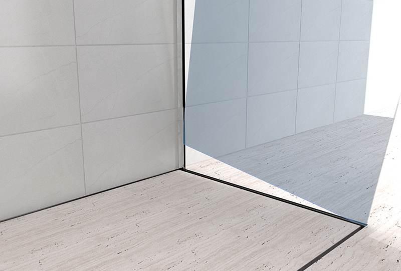 Box doccia integrato Silverplat