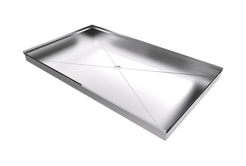 Piatto doccia acciaio inox Dreno