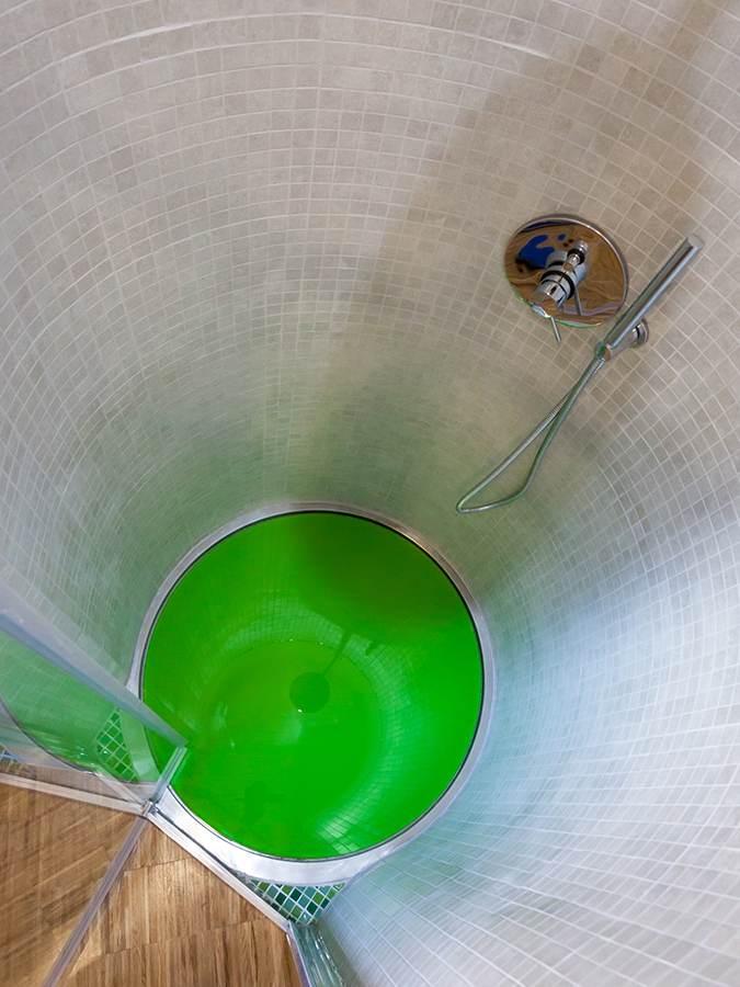 Pedana doccia Vetro Color 1