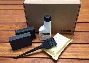 Silverplat Oil Kit Pulizia manutenzione pedane doccia in legno