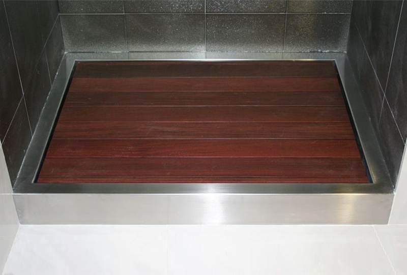 Pedana doccia Legno Ipe' 1