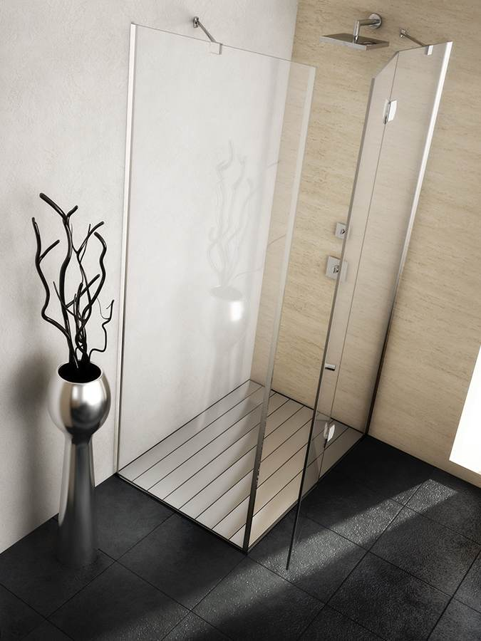 Pedana doccia acciaio inox Matilde 4