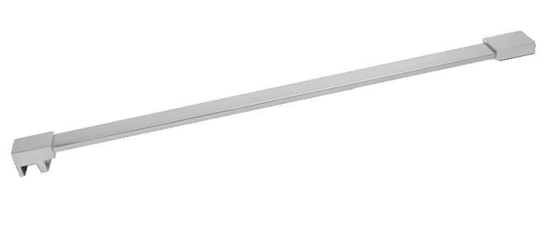 Braccetto per sostegno vetro doccia Walk in-30x10
