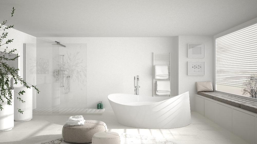 Idee per arredare il bagno e consigli originali moderni esempi for Arredo bagno idee originali