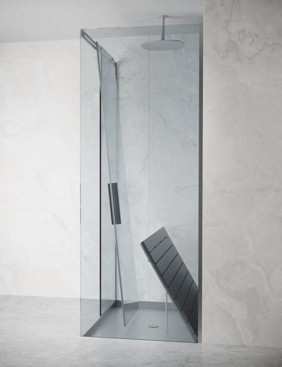 Pulizia e manutenzione - sistema doccia Assoluto - by Silverplat