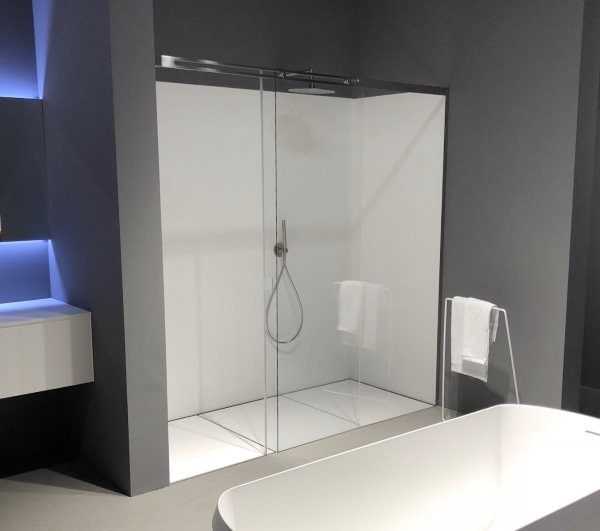 Sistema doccia Silverplat