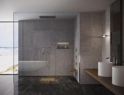 Piatto doccia filo pavimento: storia, vantaggi e perchè sceglierlo