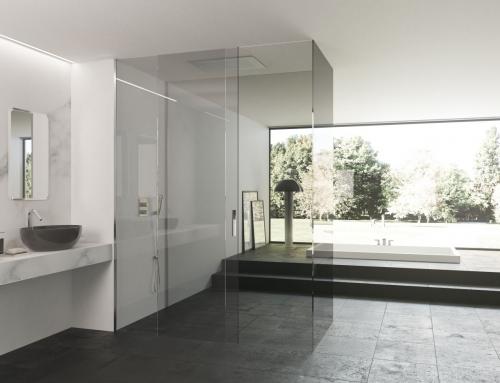 Una doccia con bagno turco e la casa diventa una vera spa