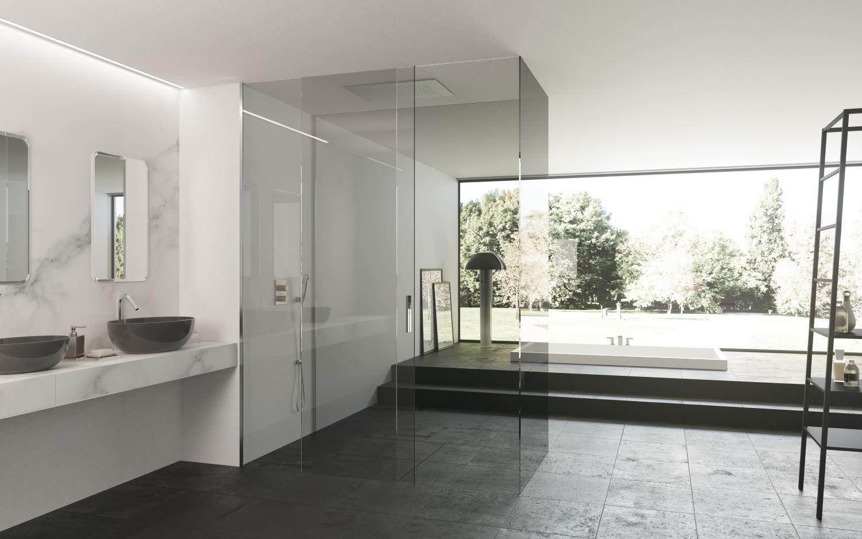 Bagni Di Lusso Moderni https://silverplat/lusso-moderno-stile-classico-doccia-su