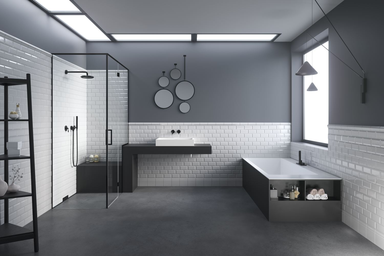 Bagni di design su misura doccia di lusso minimale made in for Bagni lusso design