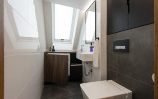 Come realizzare bagno moderno piccolo