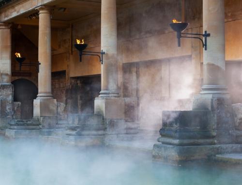 L'evoluzione del bagno: da luogo sociale a depositario dell'intimità